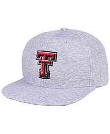 Top of the World Texas Tech Red Raiders Solar Snapback Cap