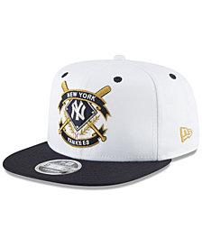 New Era New York Yankees Crest 9FIFTY Snapback Cap