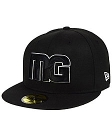 New Era Memphis Grizzlies Combo Logo 59FIFTY FITTED Cap