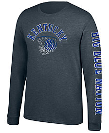 Top of the World Men's Kentucky Wildcats Choice Long Sleeve T-Shirt
