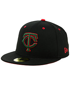 New Era Minnesota Twins Italian 59FIFTY FITTED Cap