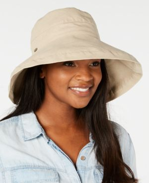 Scala Cotton Big Brim Sun Hat 2242153