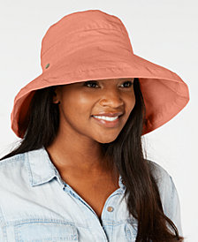 Scala Cotton Big Brim Sun Hat