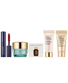 Receive a FREE 5 pc gift with your $75 Estee Lauder purchase
