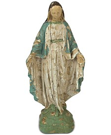 Reproduction of Vintage Mary Statue