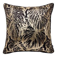 Graham & Brown Troplical Leaves Pillow