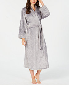 Charter Club Long Wrap Robe, Created for Macy's