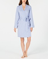 96c0617c8e Charter Club Lightweight Short Wrap Robe