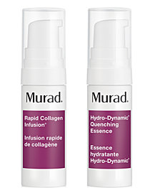 Receive a FREE 2 pc Deluxe gift with $55 Murad purchase!