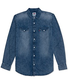 Men's Matthew New Western Denim Shirt