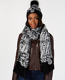DKNY Chunky Knit Collection, Created for Macy's