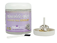 GemOro Sparkle Safe Jewelry Cleaner