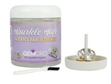 GemOro Sparkle Safe Jewelry Cleaner