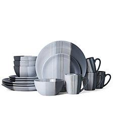 Pfaltzgraff Parker 16-Pc. Dinnerware Set, Service for 4