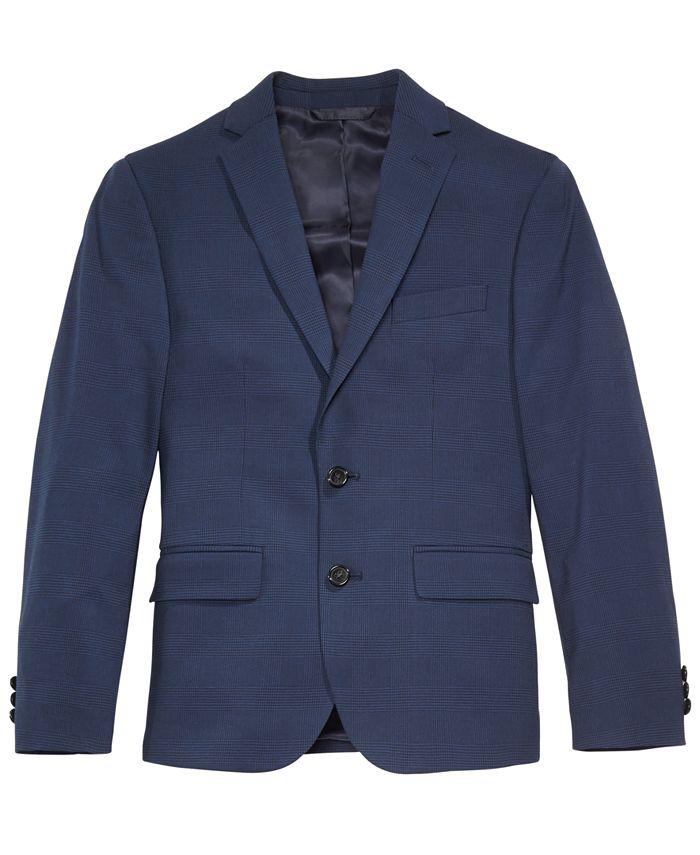 Lauren Ralph Lauren - Big Boys Plaid Suit Jacket