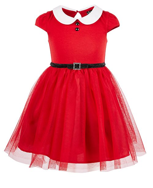 6b05057ea1 Pink   Violet Toddler Girls Santa Dress   Reviews - Dresses - Kids ...