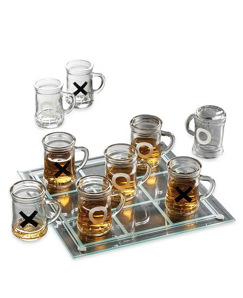 Jay Imports Drinking Tic-Tac-Toe Game