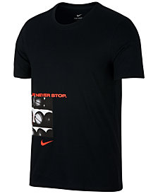 Nike Men's Dry Graphic T-Shirt