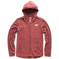 The North Face Mens American Triblend Full Zip Hoodie Deals