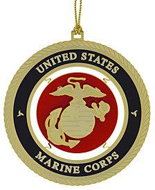 Chemart US Marine Corps Seal Ornament