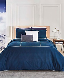 Lacoste Chantaco Moss Bedding Collection