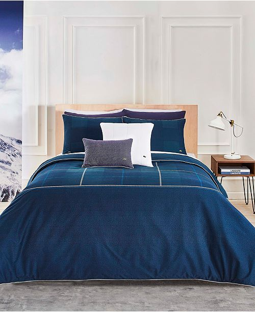 Lacoste Home Lacoste Chantaco Moss Bedding Collection