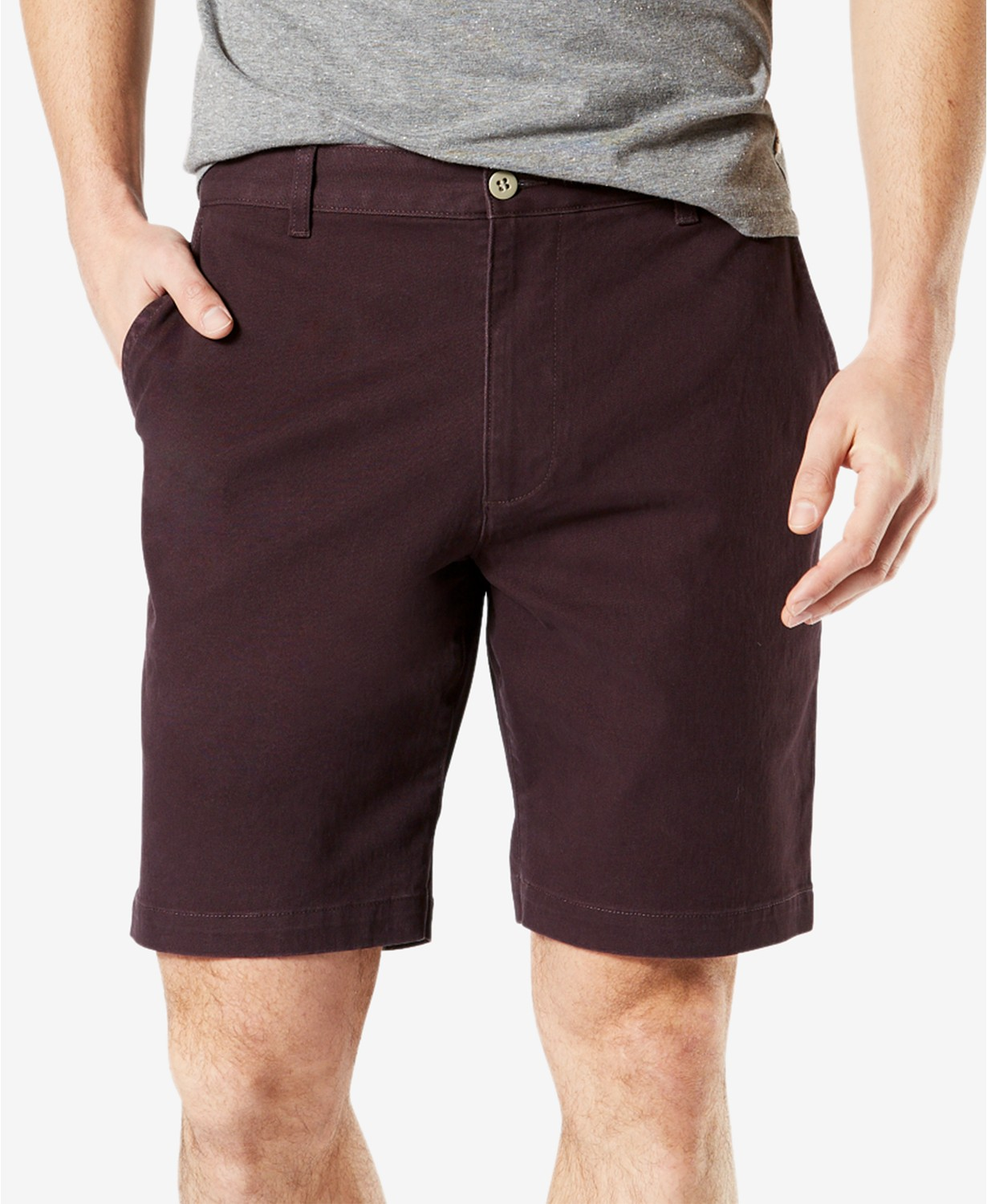 Dockers Classic Fit 9.5 Perfect Stretch Men's Shorts