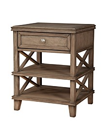 Potter Nightstand, Quick Ship