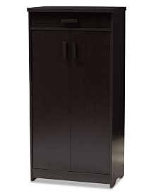 Bienna Shoe Cabinet, Quick Ship