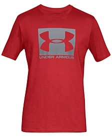 Men's Boxed Sport style T-Shirt