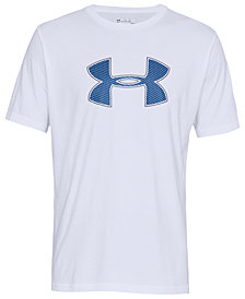 Under Armour Men's Big-Logo T-Shirt