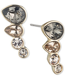 Givenchy Stone Climber Earrings