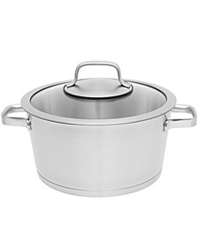 Manhattan 9-qt Stainless Steel Covered Stockpot