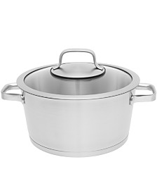 BergHoff Manhattan 9-qt Stainless Steel Covered Stockpot