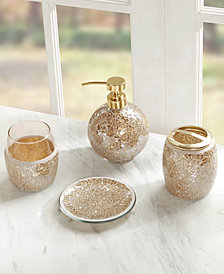 Madison Park Mosaic 4-Pc Bath Accessory Set