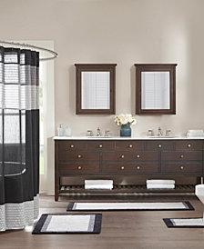 """Madison Park Amherst 24"""" x 60"""" Bath Rug"""