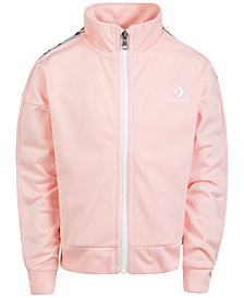 Converse Big Girls Full-Zip Track Jacket