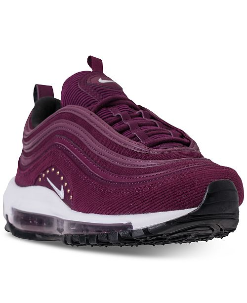 b407103871fa Nike Women s Air Max 97 SE Casual Sneakers from Finish Line ...