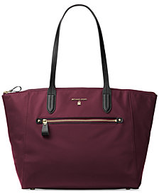 Michael Kors Kelsey Large Top Zip Tote