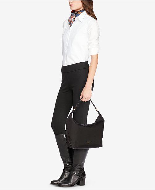 Lauren Ralph Lauren Chadwick Hobo Handbags Accessories Macys