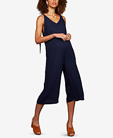 A Pea In The Pod Maternity V-Neck Jumpsuit