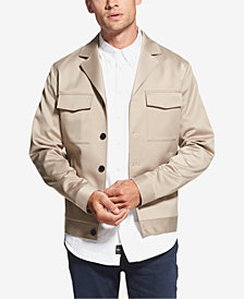 DKNY Men's Classic-Fit Stretch Notched-Lapel Jacket
