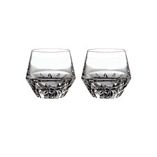 Waterford Irish Dogs Madra Double Old Fashioned Pair