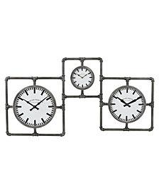 Simona Round Wall Clock
