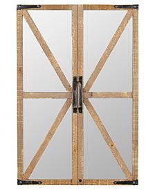 Somerset Window Pane Wall Mirror
