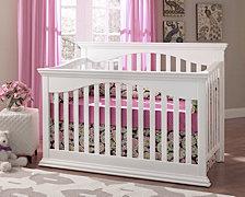 Suite Bebe Bailey 4-In-1 Convertible Crib