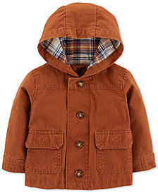 Carter's Baby Boys Corduroy Cotton Coat