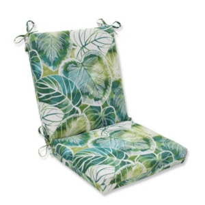 Key Cove Lagoon Squared Corners Chair Cushion