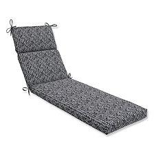 Herringbone Night Chaise Lounge Cushion