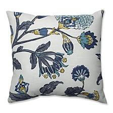 "Auretta Peacock 18"" Throw Pillow"